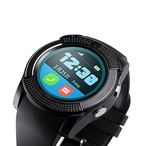 M-STARK V9 Smartwatch suitable  for Canvas Unite 3 Smart Watches