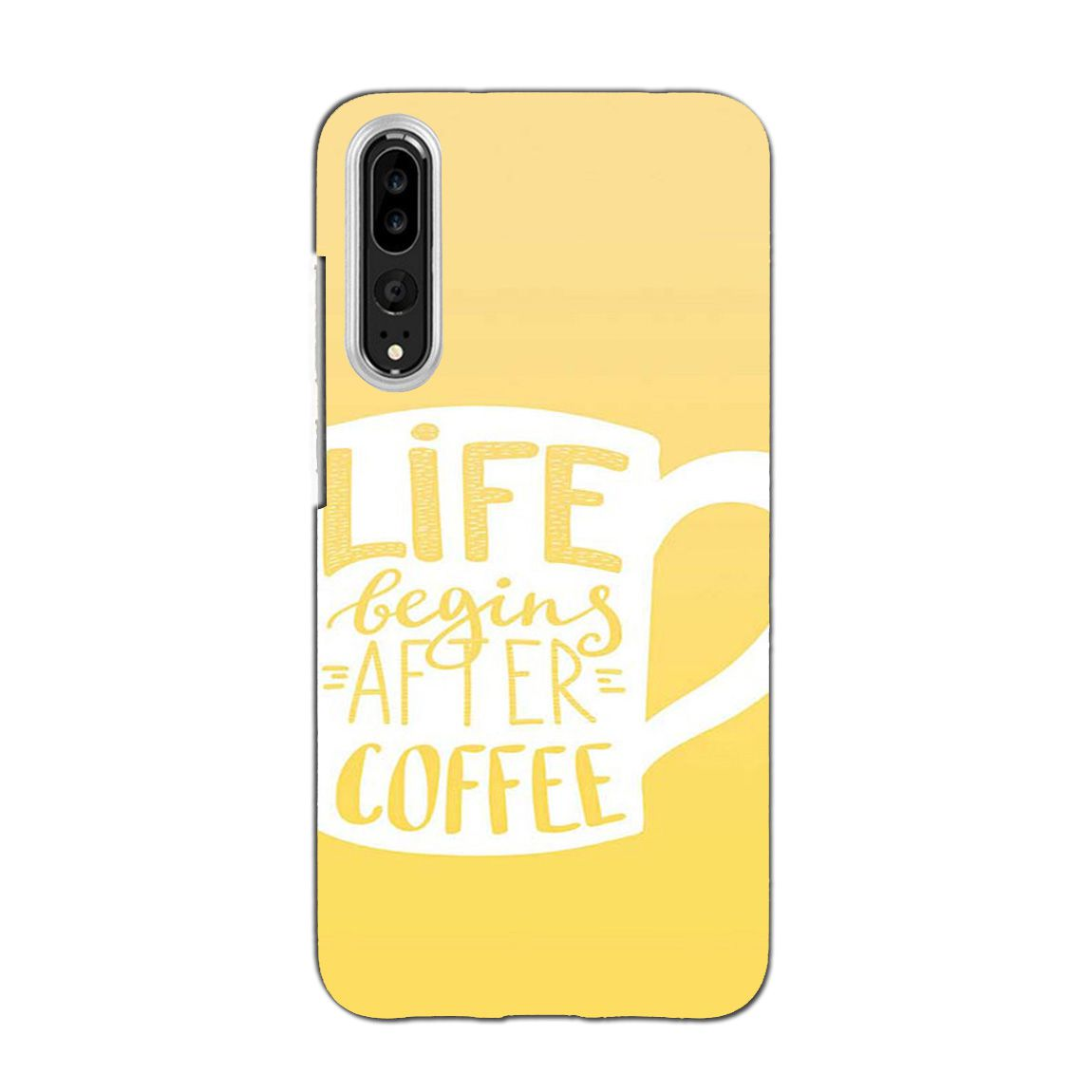 Huawei P20 Pro Printed Cover By PrintVisa