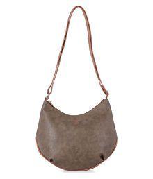 Tas Wanita Women Fashion PU Tote Leather Handbags Shoulder Bags Navy Free Legging . Source · Baggit Brown P.U. Sling Bag