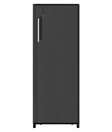 Whirlpool 280 Ltr 4 Star 305 Im Fresh Prm 4S Single Door Refrigerator - Gray