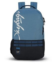 Skybags Blue XCIDE01BLUE Backpack