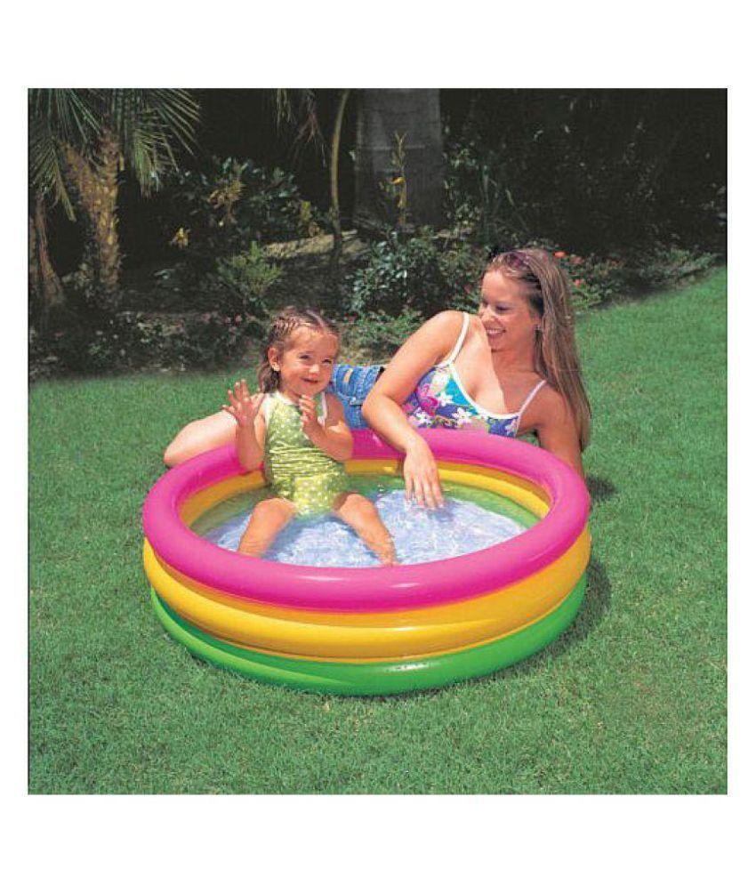 Intex Aarav Water Tub Pool   2 feet  61 cm