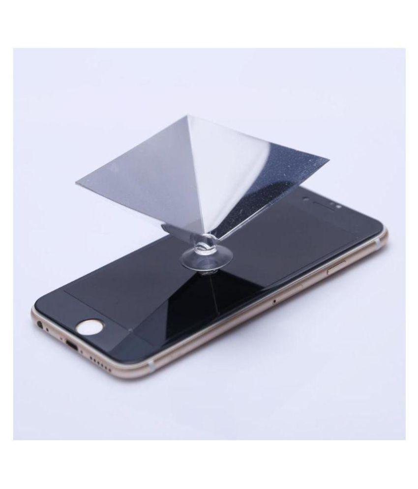 NEWBIGFASHION Mobile Phone 3D Hologram Projector Display - Mobile