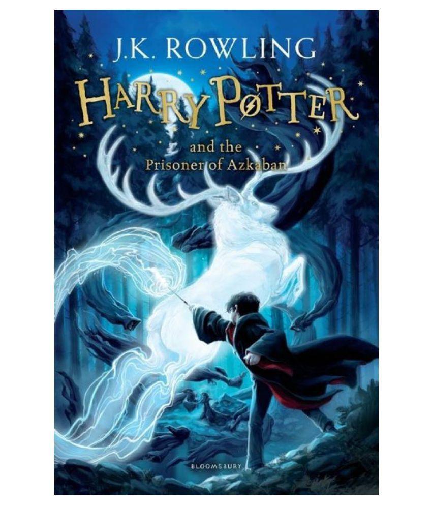 Harry Potter And The Prisoner Of Azkaban (Paperback) (English)
