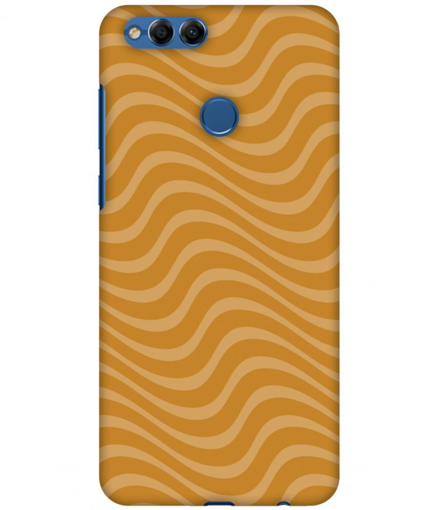 Huawei Honor 7X Printed Cover By Amzer