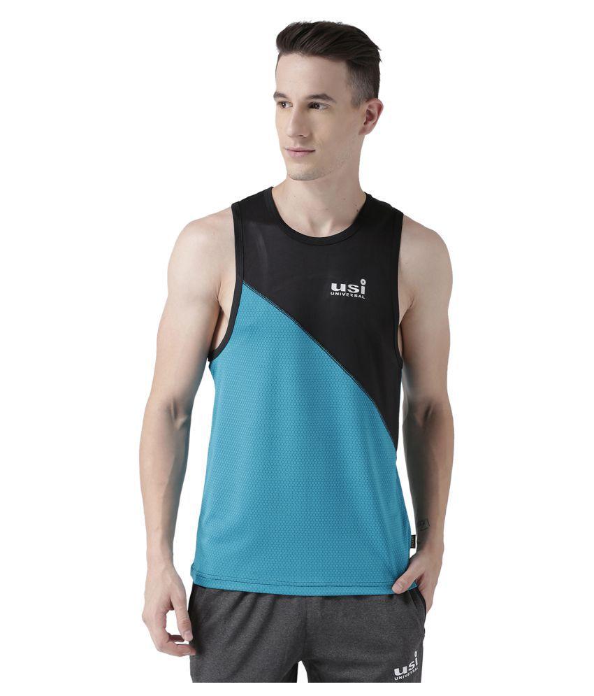 USI Universal Turquoise Training T-Shirt