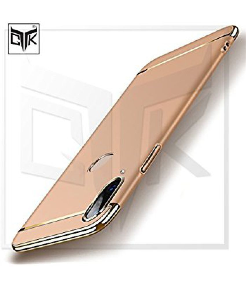 super popular 58102 1e0d0 Vivo V9 Youth - 3 in 1 Protective Cover by ClickAway - Rose Gold