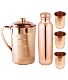 Copper & Steel drinkware sets