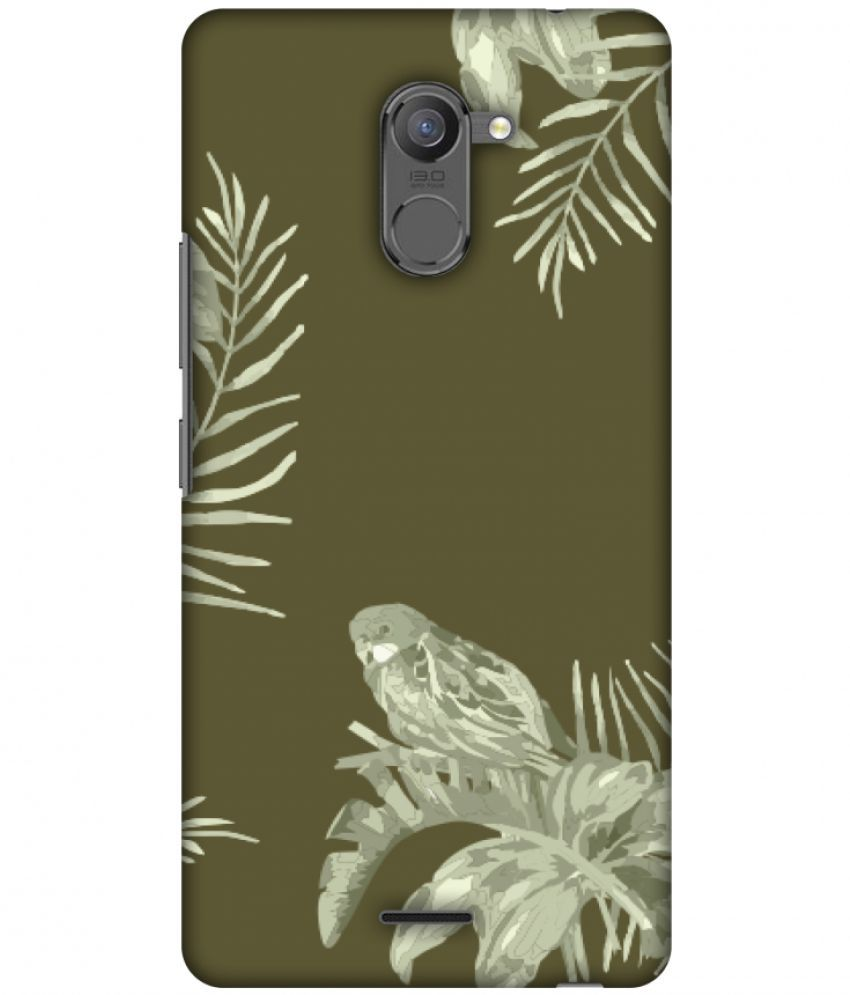 Infinix Hot 4 Pro Printed Cover By Amzer