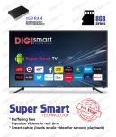 DIGI SMART DIGI-32 80 cm ( 32 ) Full HD (FHD Smart) LED Television With 1+1 Year Extended Warranty