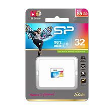 Silicon Power 32 GB Class 10 Memory Card