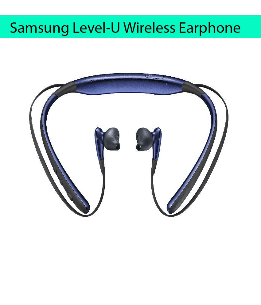 Samsung Level U In Ear Wireless Bluetooth Headphone Earphone With Mic Earbuds Ear Buds Buy Samsung Level U In Ear Wireless Bluetooth Headphone Earphone With Mic Earbuds Ear Buds Online At Best Prices