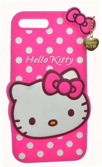 best sneakers c8bd8 3d17f Apple iPhone 7 Plus 3D Back Covers By Doyen Creations Hello Kitty