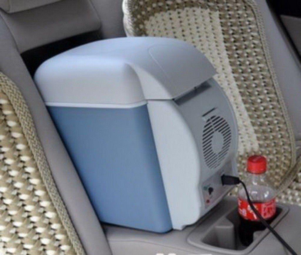 Maxxlite 12v 7 5l Mini Car Refrigerator Cool Box Cooler