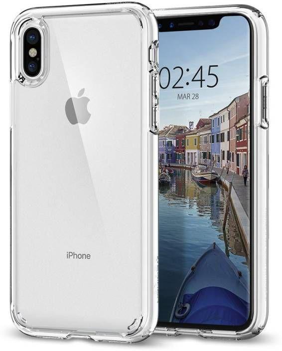 super popular 41aca 155a0 Apple iPhone X Anti Gravity Cover GSENTERPRISES - Transparent