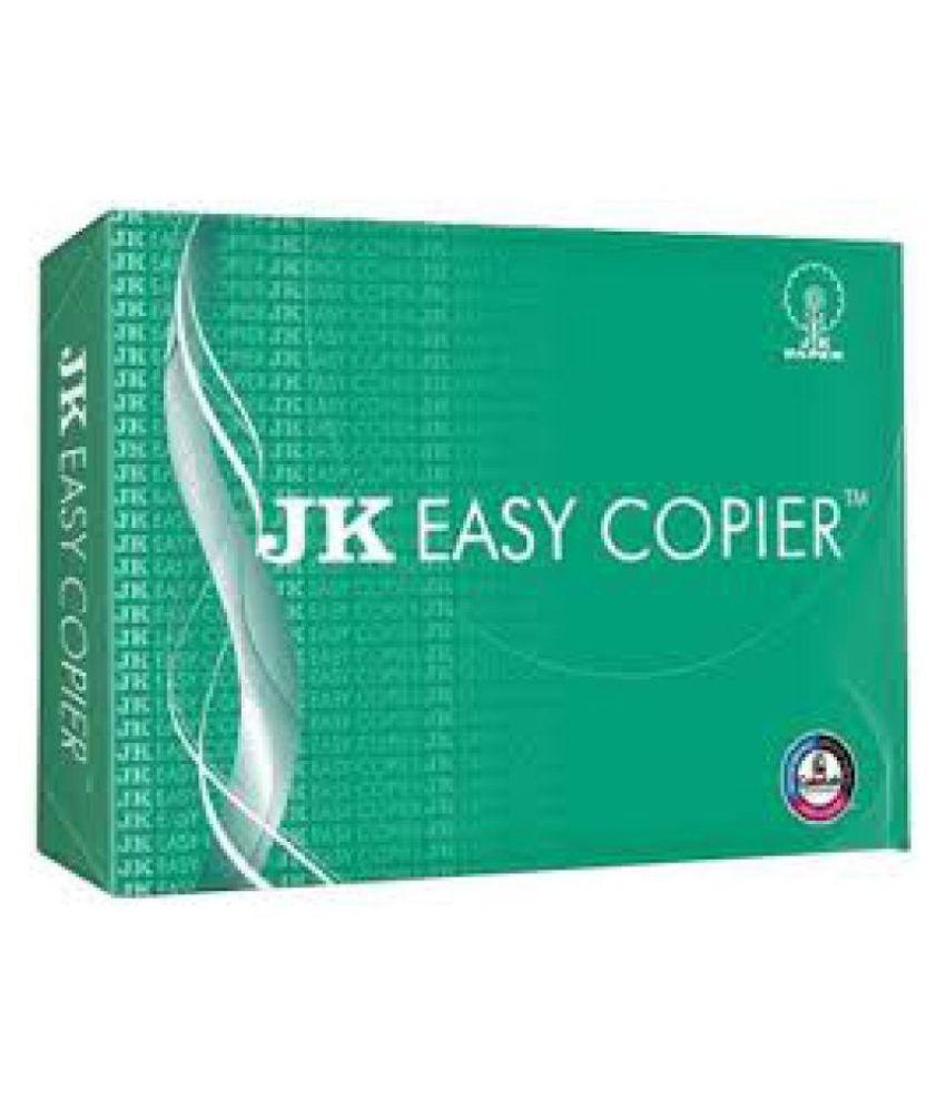A4 JK Easy Copier 70 GSM 500 Sheets  1 Ream