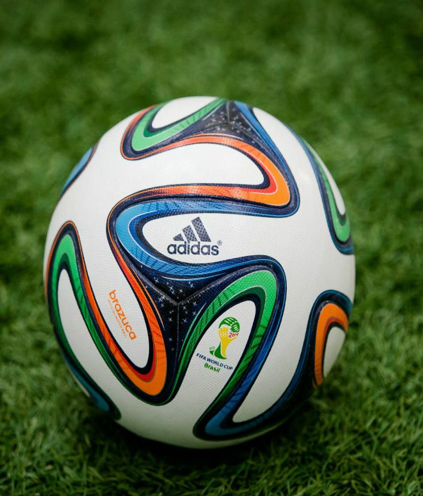 acd0efd07 Adidas Brazuca Fifa World Cup (Size 5) Football / Ball: Buy Online ...