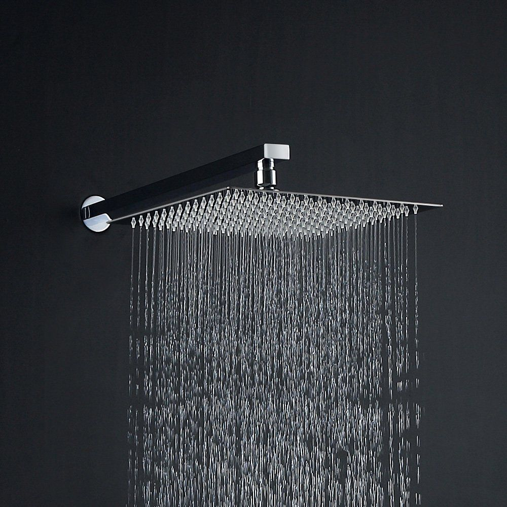 Buy Prestige 6x6 Inches Ultra Slim Shower Head With 12 Inches Square