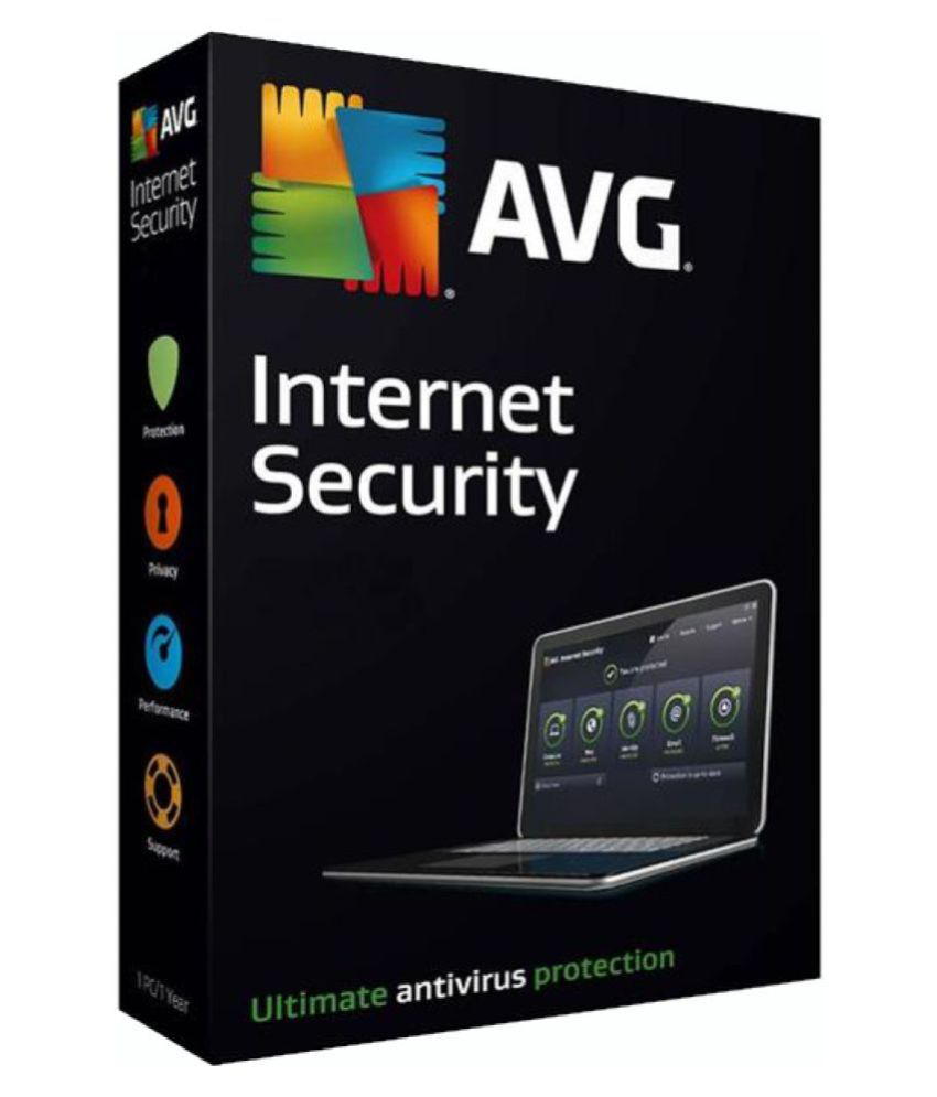 AVG Internet Security 2018 ( 3 PC / 1 Year ) - Activation Code-Email Delivery