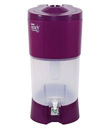 Tata Swach Desire+ Blooming Magenta 25 Ltr RO Water Purifier