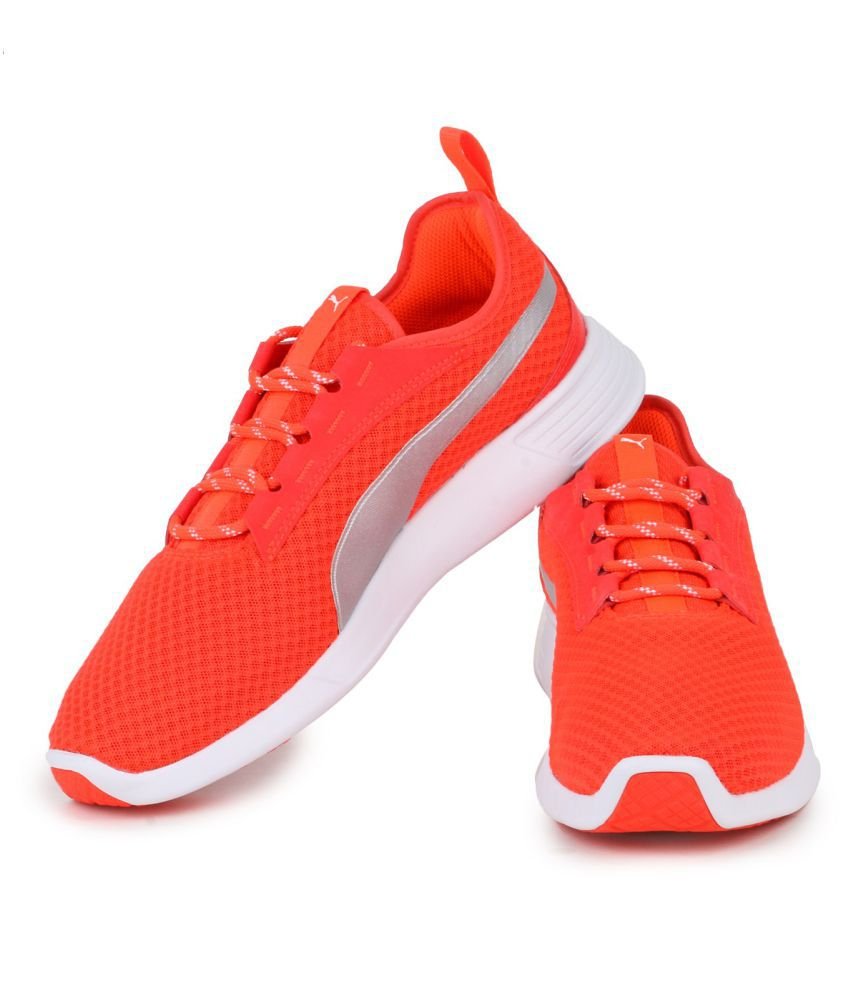 6cb140c8dc61c7 Puma ST Trainer Evo v2 Orange Training Shoes - Buy Puma ST Trainer ...