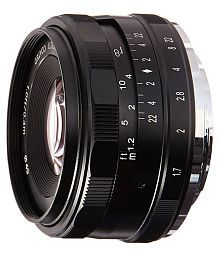 Neewer 35mm F/1.7 Large Aperture Manual Prime Fixed Lens APS-C for Sony E-Mount Digital Mirrorless Cameras NEX 3 NEX 3N NEX 5 NEX