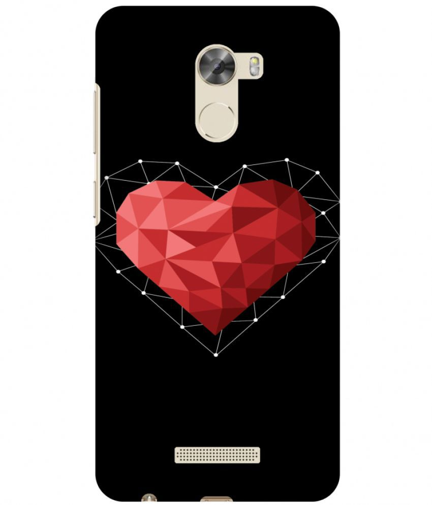 Gionee A1 Lite Printed Cover By Amzer