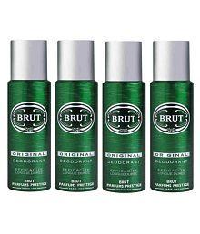 Brut Original Deodorant Spray Pack of 4