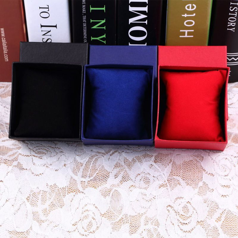 Unique Present Gift Boxes Case For Bracelet Bangle Jewelry Watch Ring Earrings