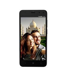 Intex Intex Aqua Lions T1 Plus Front Camera 8+2.0 MP ( 16GB , 2 GB ) Black