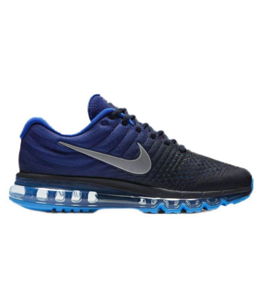 huge discount 7331e b86d0 Nike Air Navy Running Shoes - Buy Nike Air Navy Running Shoes Online at  Best Prices in India on Snapdeal