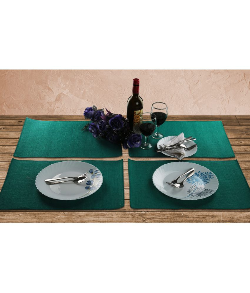 Rajrang Set of 4 Jute Table Mats