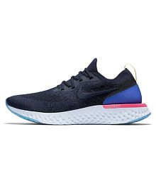 c2eca8b5ab24 Quick View. Nike Epic React Flyknit Blue Running Shoes