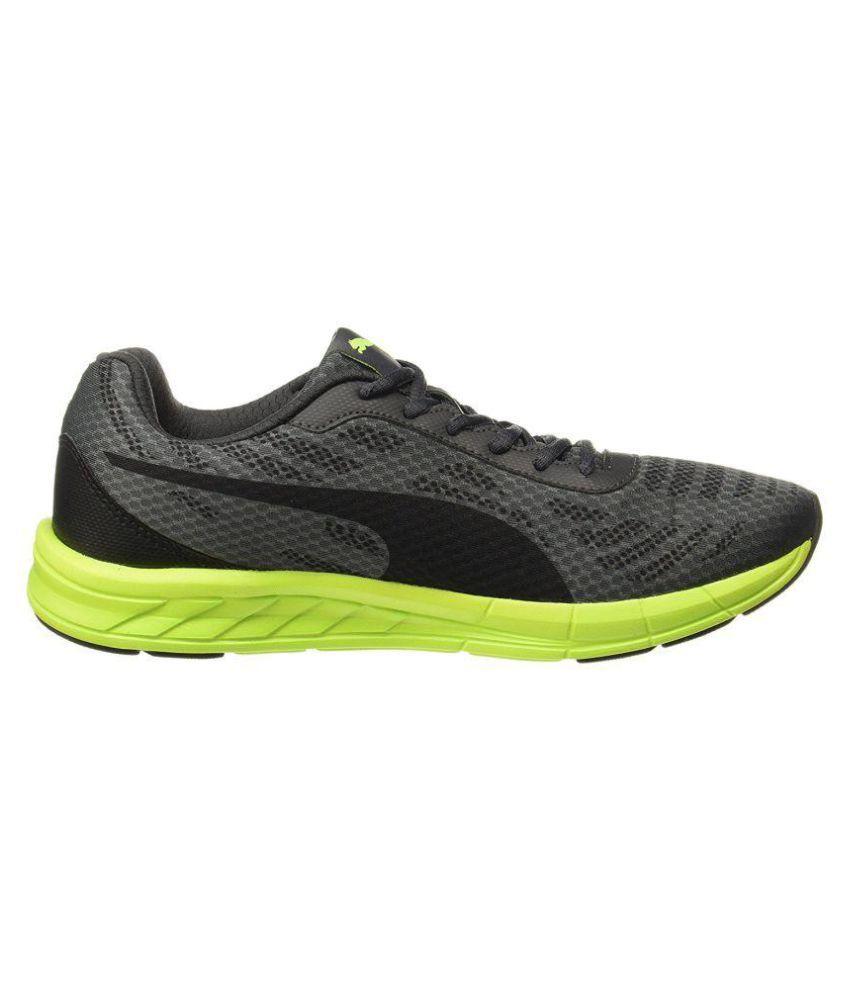e847939bef9 Puma Men s Meteor Idp Gray Running Shoes - Buy Puma Men s Meteor Idp ...