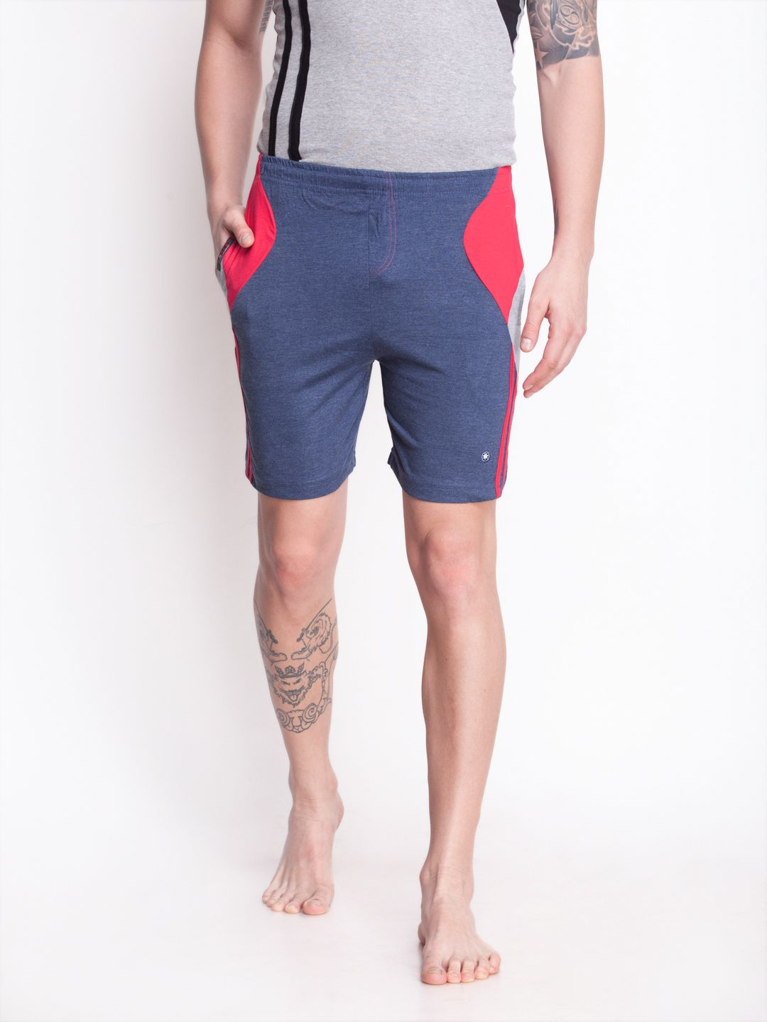 Force Go Wear Blue Shorts Pack of 1