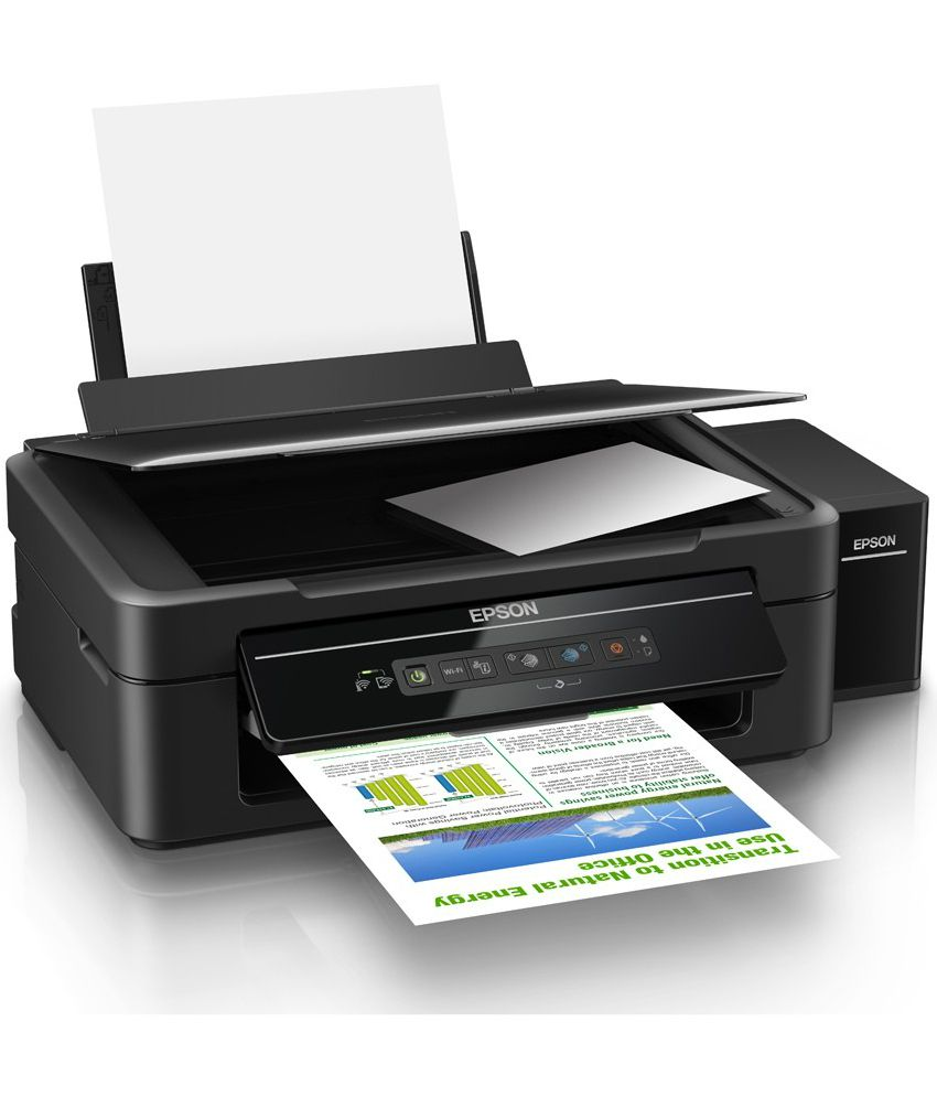 Epson L405 Multi Function (Print, Scan, Copy,Wifi) Wireless Ink Tank Printer