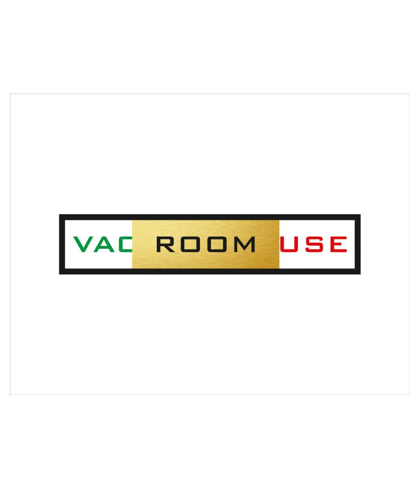 Vacant Inuse Room Smedor Professional Sliding Sign Board On Door