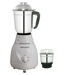 Surya Maze SA101 500 Watt 2 Jar Mixer Grinder