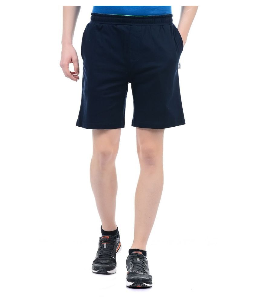 Hanes Navy Shorts