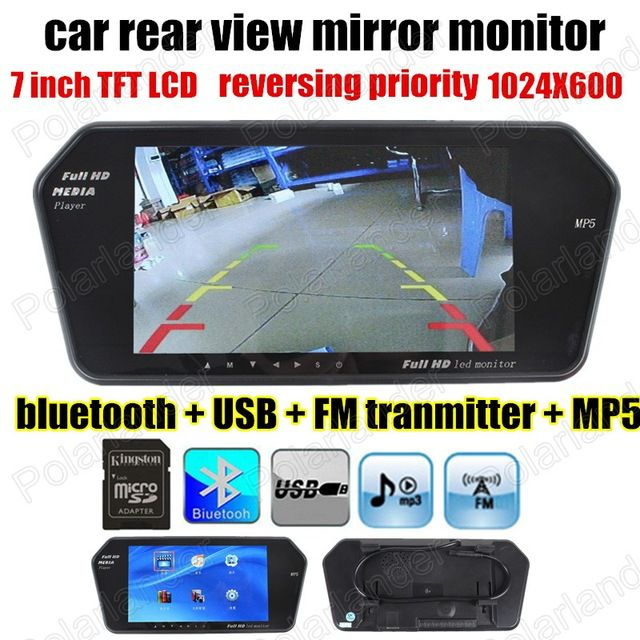 Autotrends New Rear View Mirror 7