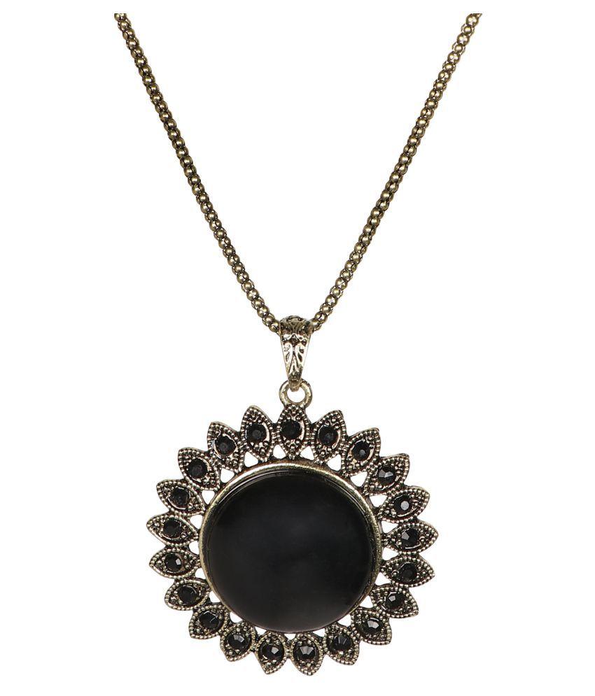 Regalia™ Women's Gold Designer Adjustable Neckpiece