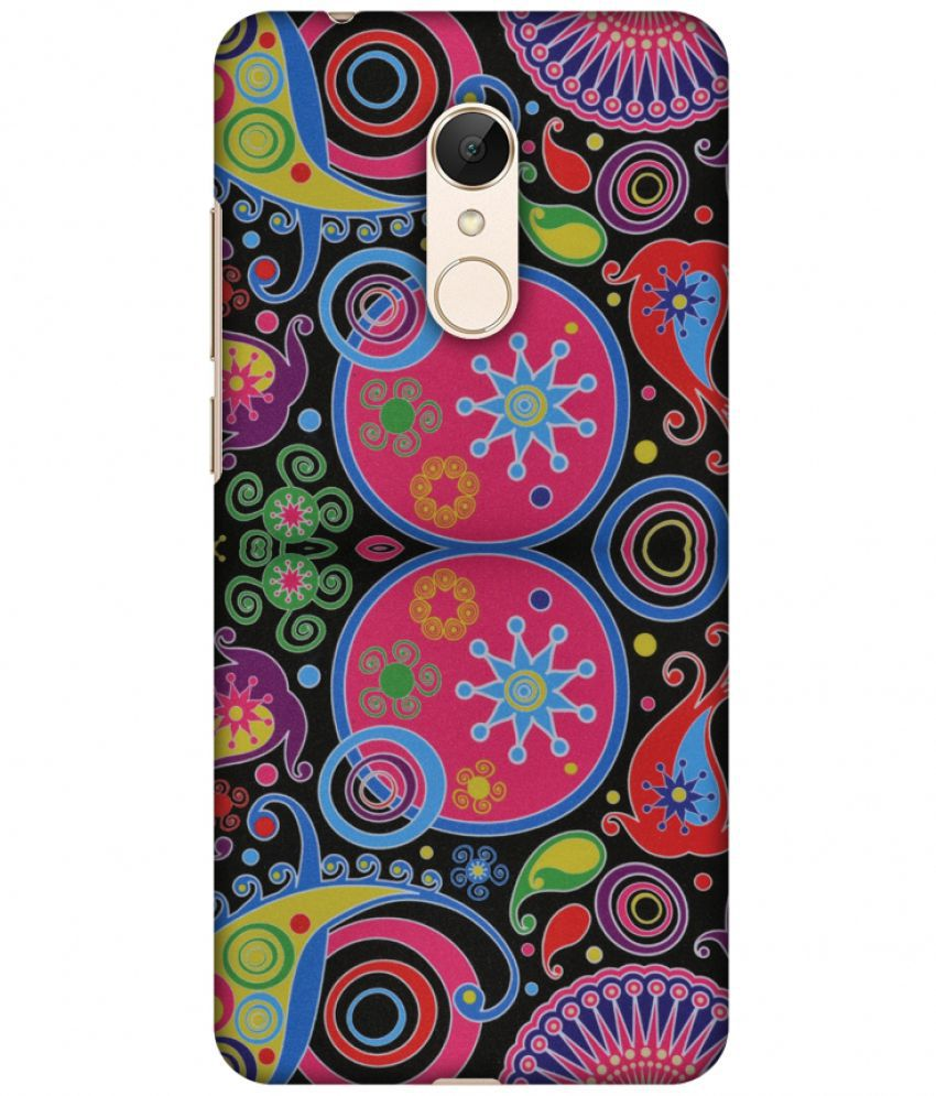 Xiaomi Redmi 5 Printed Cover By Amzer