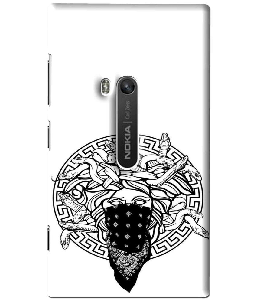 Nokia Lumia 920 3D Back Covers By Snooky