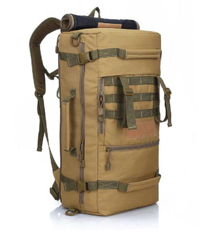 Fuerdanni 40-50 litre Stylish Tactical Backpack Camping Travel Hiking Bag - Buy  Fuerdanni 40-50 litre Stylish Tactical Backpack Camping Travel Hiking Bag  ... 0d274dcb84c31