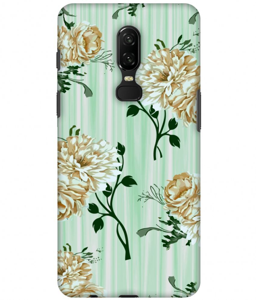 OnePlus 6 Printed Cover By Amzer