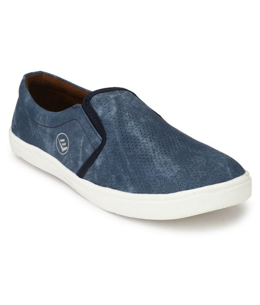 Evolite Stylish Loafer Sneakers Blue Casual Shoes 2015 new outlet visit new discount geniue stockist low shipping fee cheap online with mastercard cheap price lpTWbfG