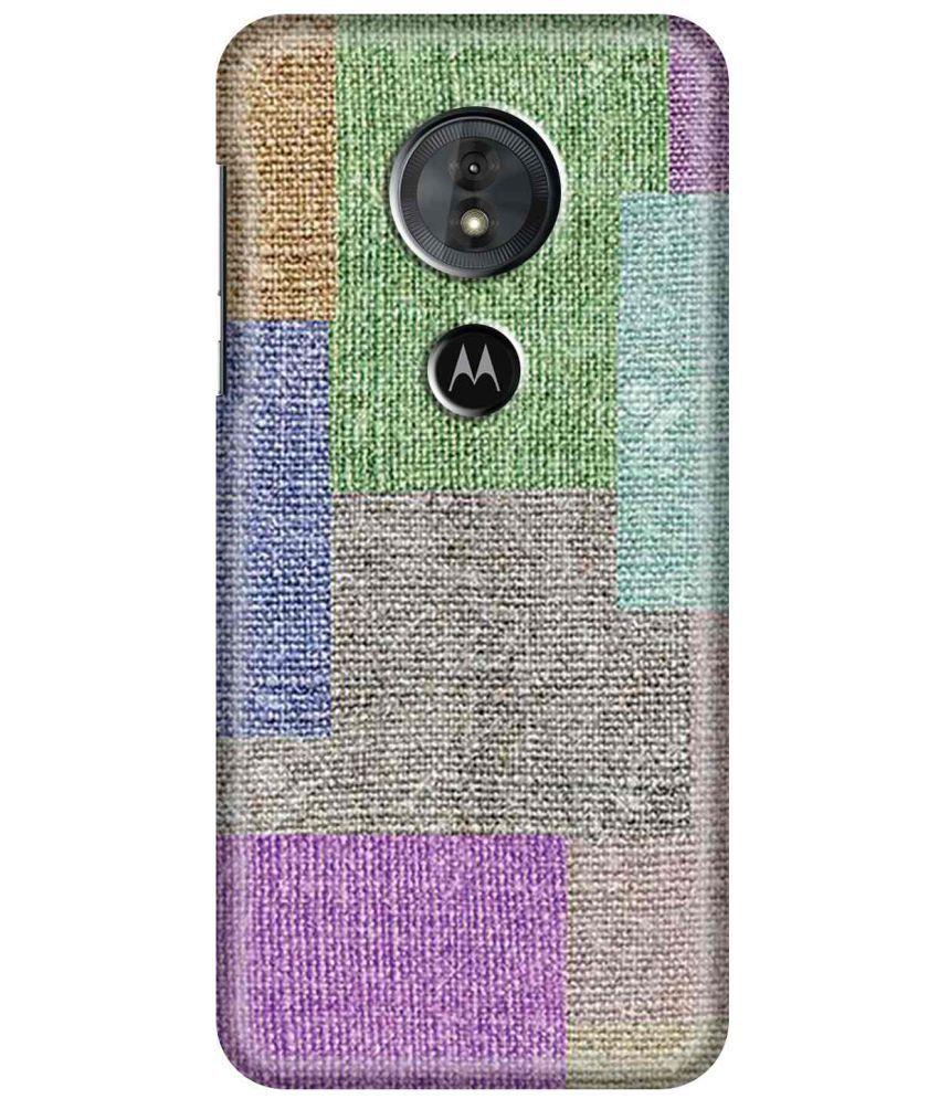 Motorola Moto G6 Play Printed Cover By ZAPCASE