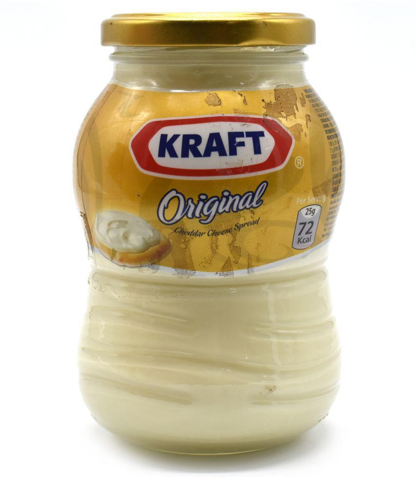 Kraft Cheddar Cheese 500 Gm