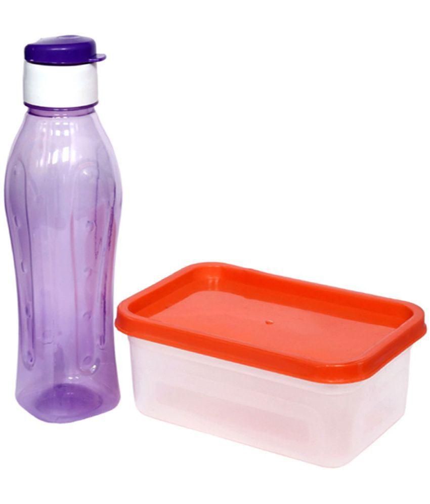 Divya vedic sansthan Polyproplene Food Container Set of 2