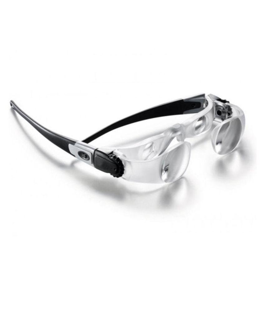 Folding Max TV Binocular 2 1X Magnifying Glasses Television Screen Magnifier